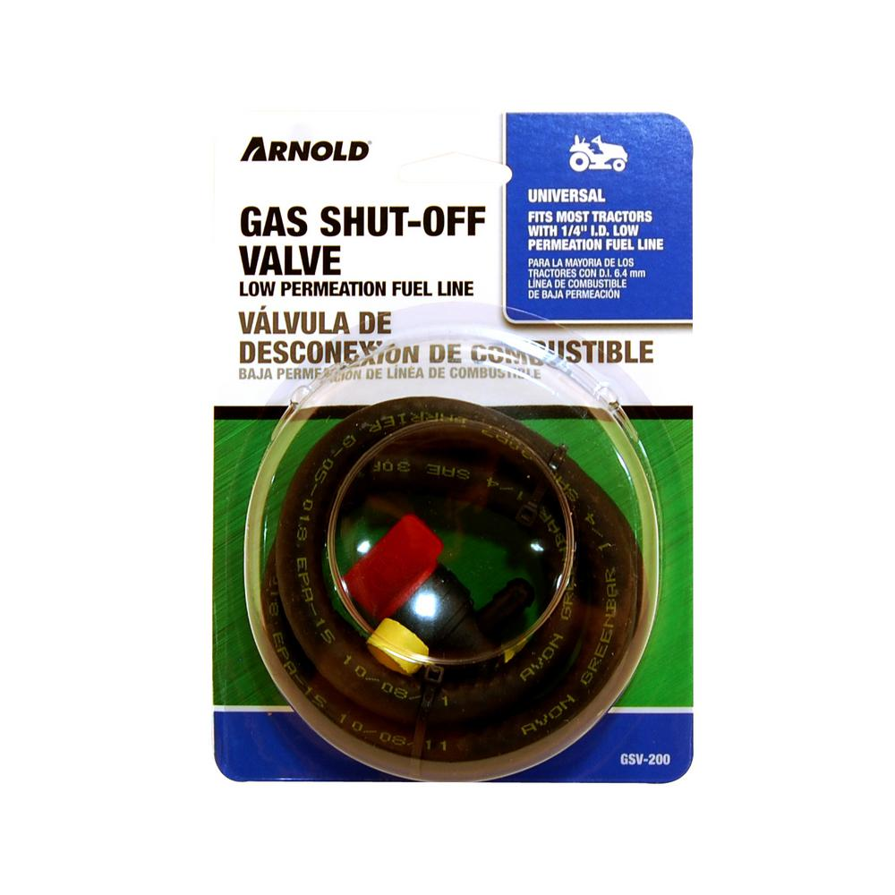Arnold Universal Gas Shut off Valve