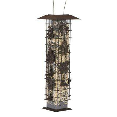 Squirrel-Be-Gone Squirrel Proof Bird Feeder - 2 lb. Capacity