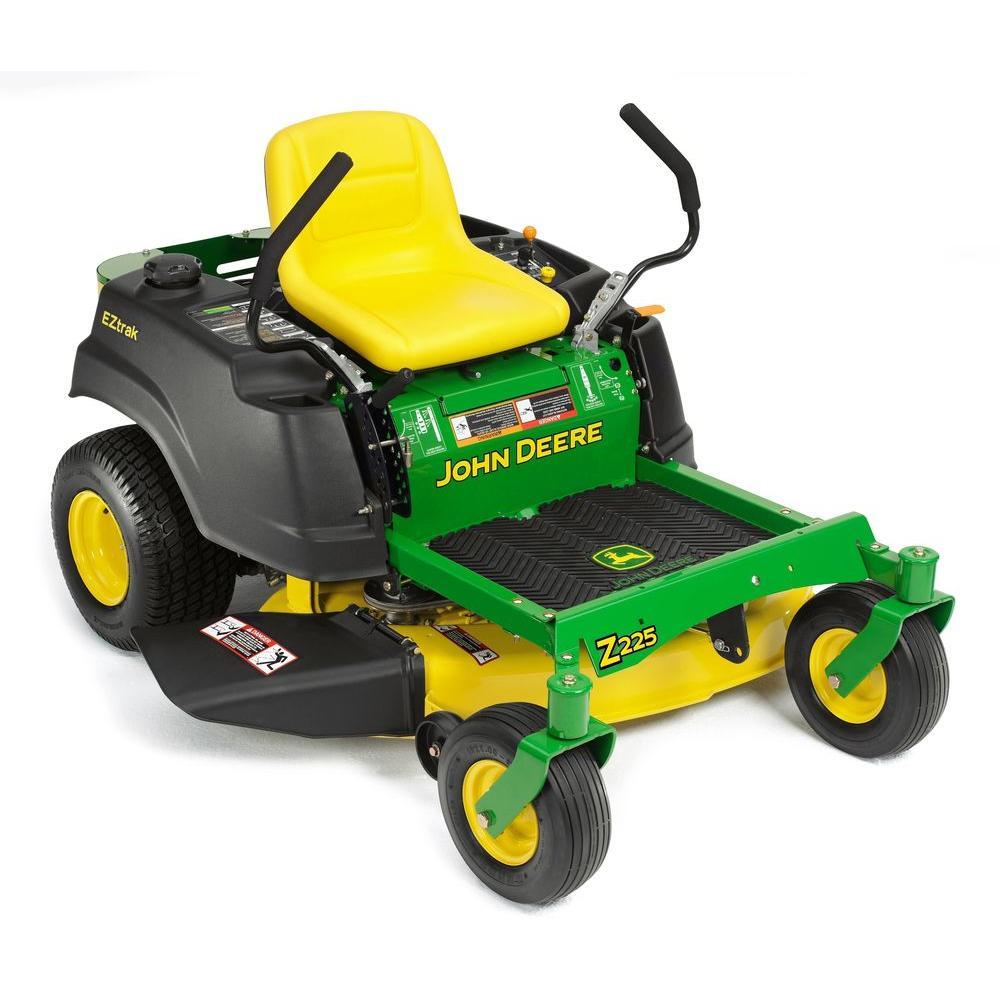 null EZtrak (Z225) 42 in. 18.5 HP Zero-Turn Riding Lawn Mower - California Compliant-DISCONTINUED