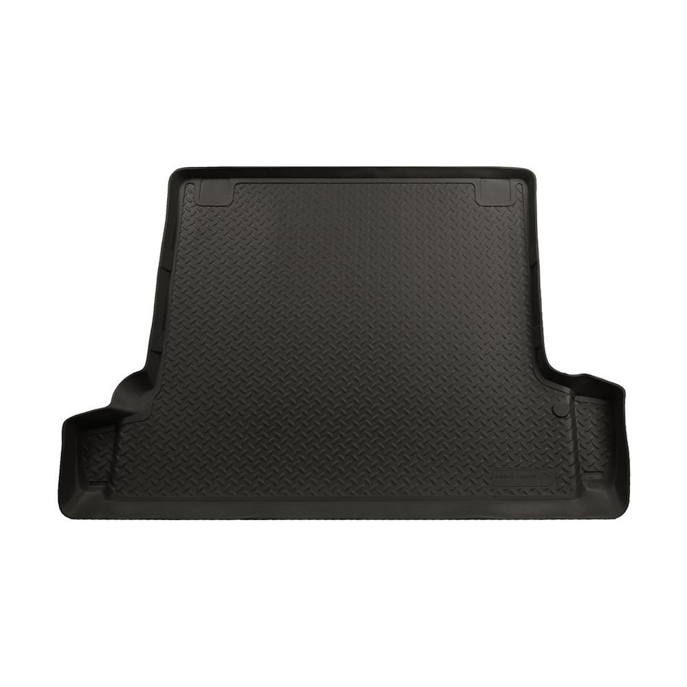 Husky Liners Cargo Liner Fits 03 09 4runner W Double Stackcargo Tray Option 25761 The Home Depot