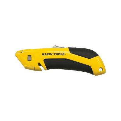 0.75 in. Self-Retracting Utility Knife