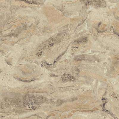 3 in. x 5 in. Laminate Countertop Sample in Cipollino Con Panna with HD Mirage