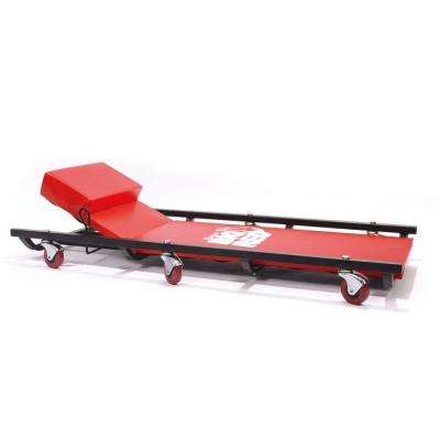 200 lb. Capacity 40 in. Shop Creeper with Adjustable Headrest