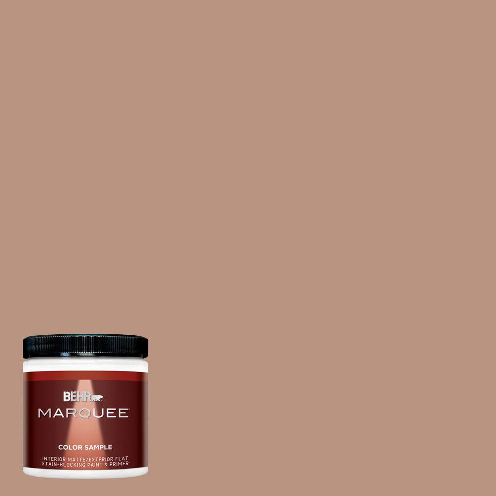 Caramel Paint Color Behr