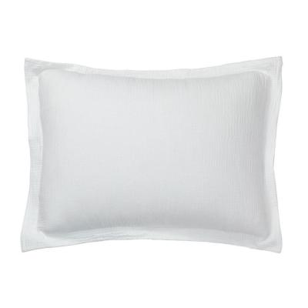 Pryor Organic Cotton Solid Sham