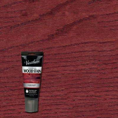 6 oz. Cabernet Wood Stain (Case of 4)