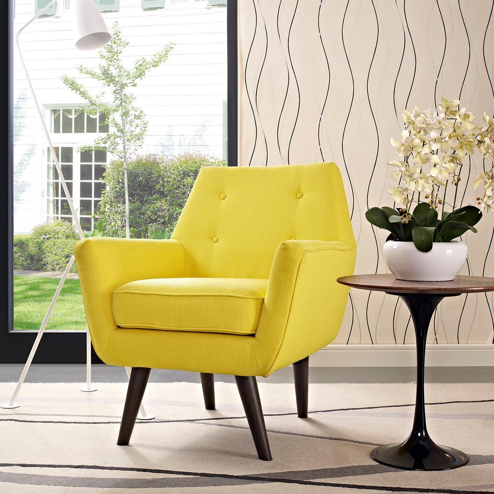 Posit Sunny Upholstered Armchair