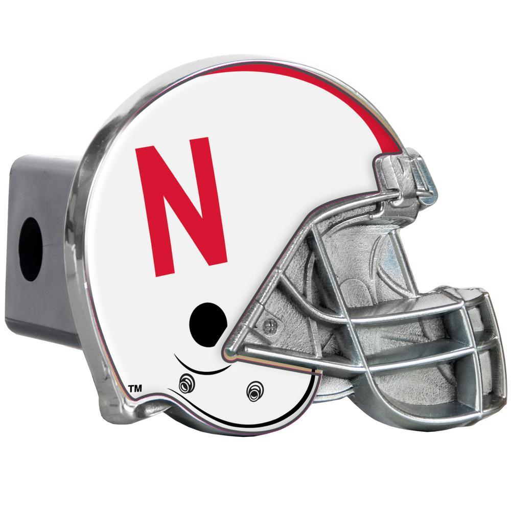 Nebraska Huskers Helmet Hitch Cover