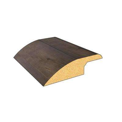 Nimbus Twilight 0.59 in. Thick x 1.77 in. Wide x 94.49 in. Length Laminate Reducer