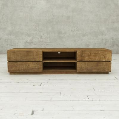 Stallone 75 in. Natural TV Stand