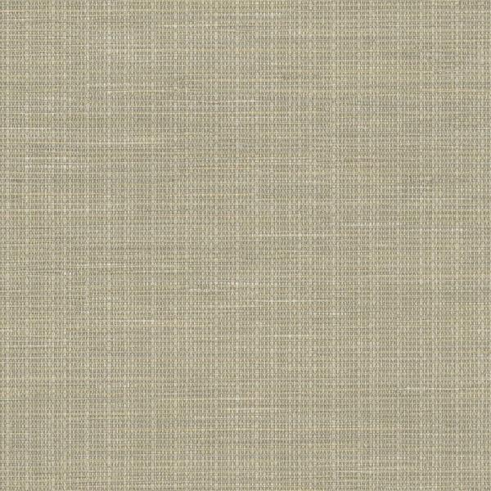 Chesapeake Kent Grey Faux Grasscloth Wallpaper Sample MAN01696SAM