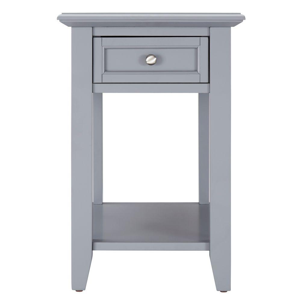 Awesome HomeSullivan Harrison Grey Side Table