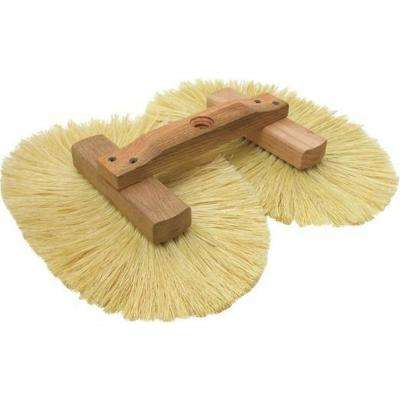 14 in. x 16-1/2 in. Crows Foot Brush