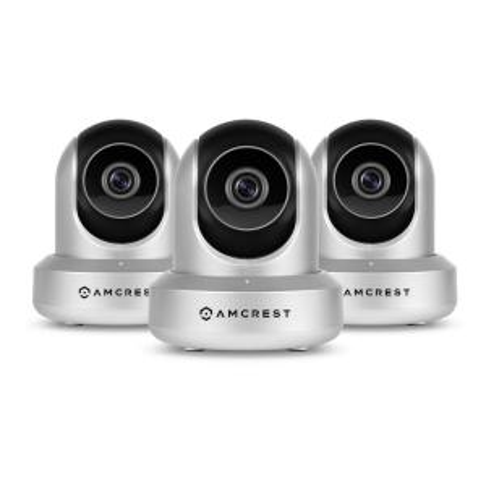 Amcrest 4MP UltraHD Indoor Wi-Fi Camera Security IP Camera