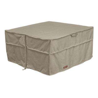 Montlake Square Fire Table Cover