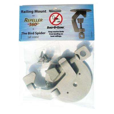 Railing Mount for Bird Spider 360 and Repeller 360