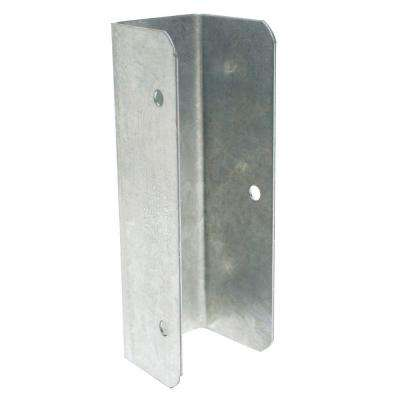 FB26 2 in. x 6 in. 18-Gauge Fence Bracket