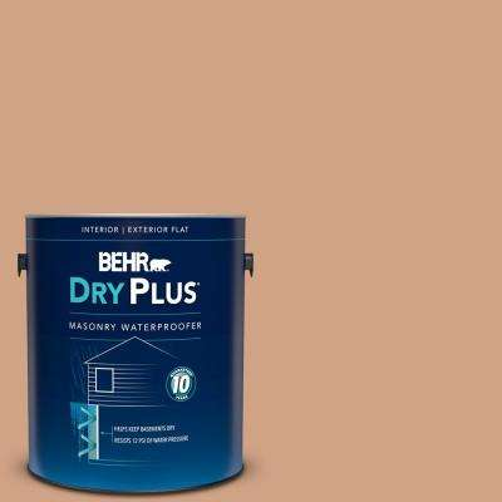 1 gal. #BW-52 Terra Sienna Dry Plus Masonry Waterproofer