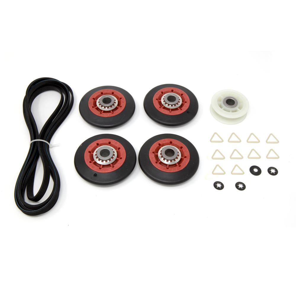 Dryer Replacement Parts >> Wen Handyman 29 In Dryer Repair Kit Oem Part Number 4392067 Q