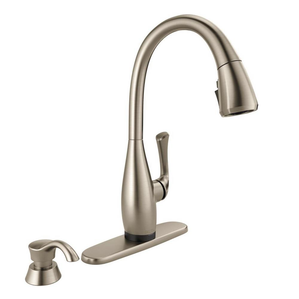 Faucet Parts & Repair Kits: Handles, Controls, & Caps Home Depot homedepot.com Plumbing Plumbing Parts & Repair