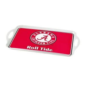 BSI Products NCAA Alabama Crimson Tide Melamine Serving Tray by BSI Products