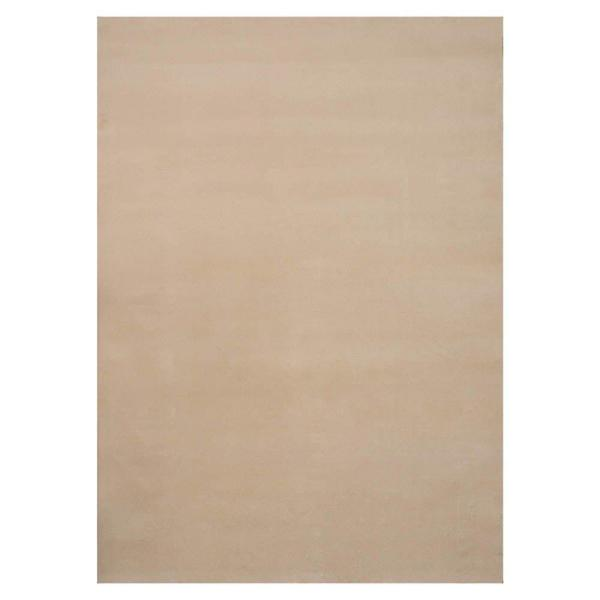 Unbranded Plush Naturals 5 Ft X 7 Ft Bound Carpet Remnant Spn507 The Home Depot