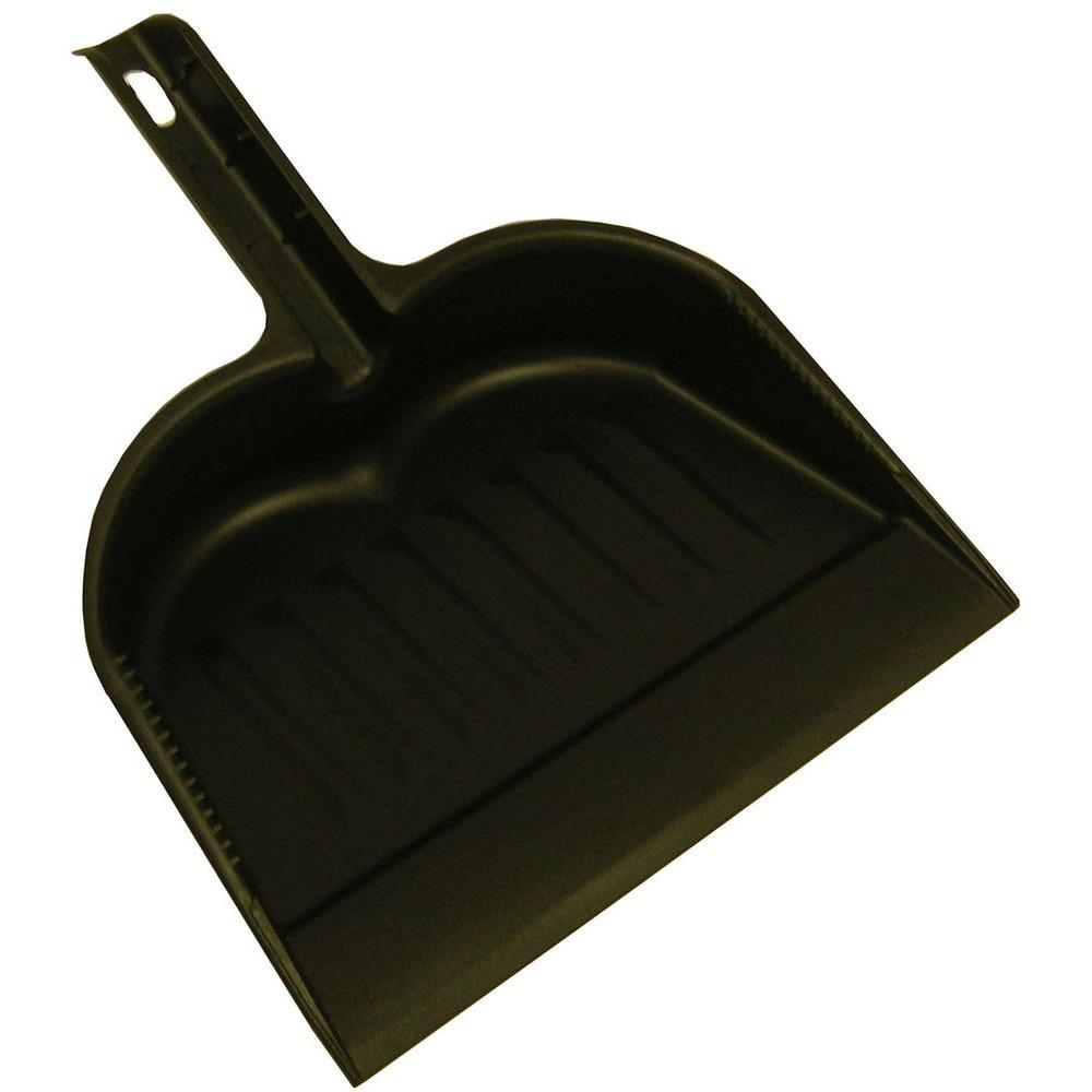 Quickie 12 in. Heavy-Duty Dust Pan (9-Pack)
