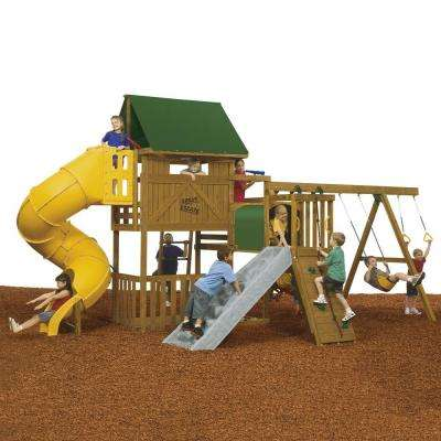 Great Escape Ready to Assemble Gold Playset