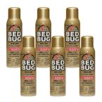 16 oz. 5-Minute Bed Bug Killer Foaming Spray/Kills All Life Stages (6-Pack)