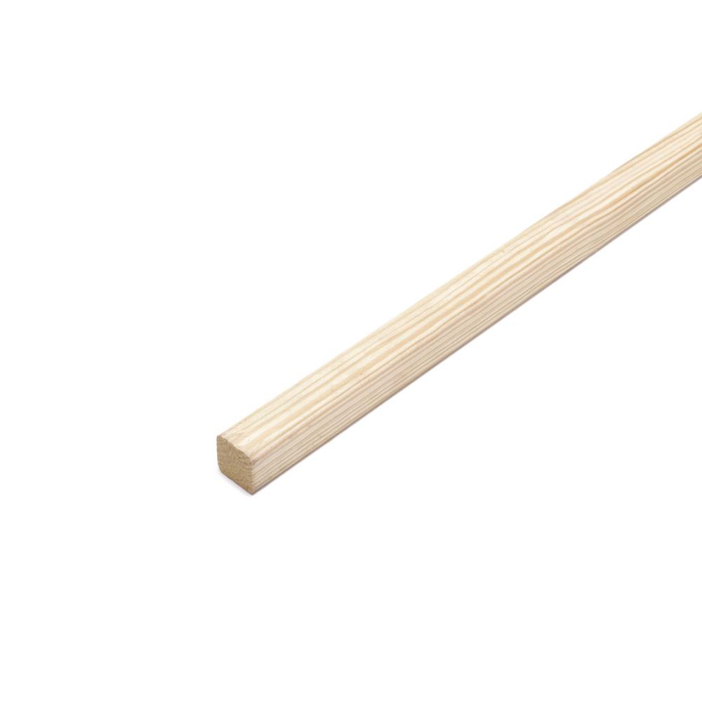 2 in. x 2 in. x 8 ft. #1 Ground Contact Pressure Treated Lumber