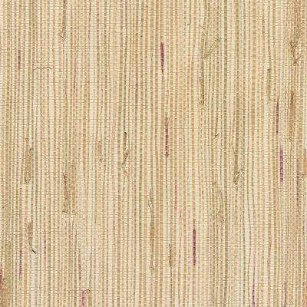 Andrei Olive Grasscloth Wallpaper Sample