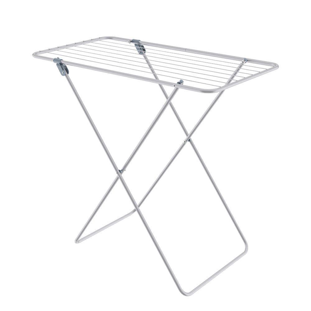 hills indoor clothesline drying rack fe110028 the home depot. Black Bedroom Furniture Sets. Home Design Ideas