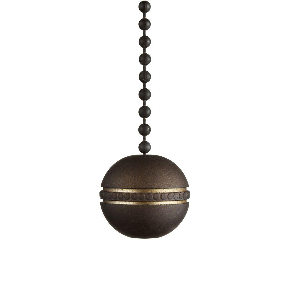 Beaded Ball Pull Chain