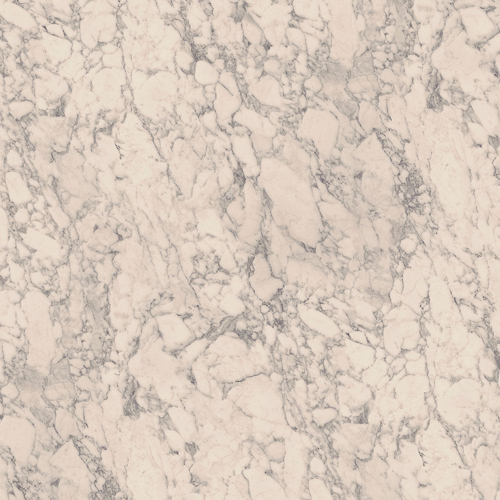 Wilsonart 8 ft. x 4 ft. Laminate Sheet in Marmo Bianco Premium Textured Gloss