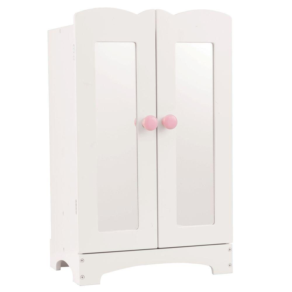 Attractive KidKraft Lilu0027 Doll Armoire