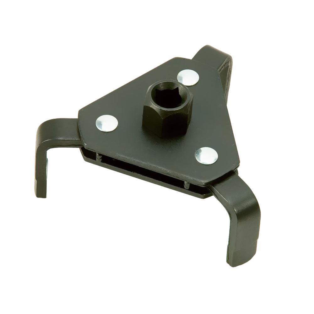 2.40 in. 3-Legged Oil Filter Wrench
