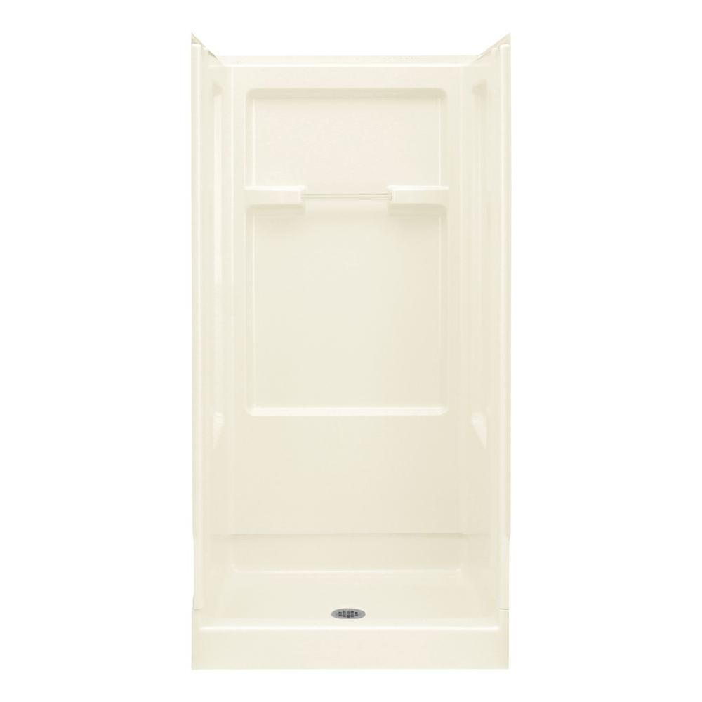 STERLING Advantage 36 in. x 73-1/4 in. 4-piece Shower Stall in ...