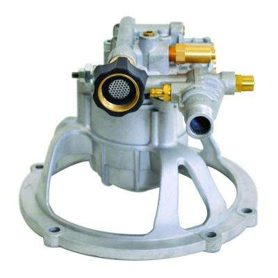 OEM Technologies 8.6CAV12A 3,000 psi 2.4 GPM Axial Cam Vertical Pump with Aluminum Head
