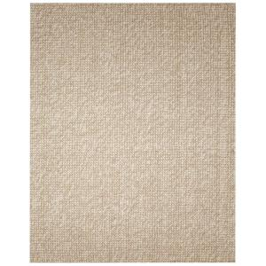Anji Mountain Zatar Beige and Tan 9 ft. x 12 ft. Wool and Jute Area Rug by Anji Mountain