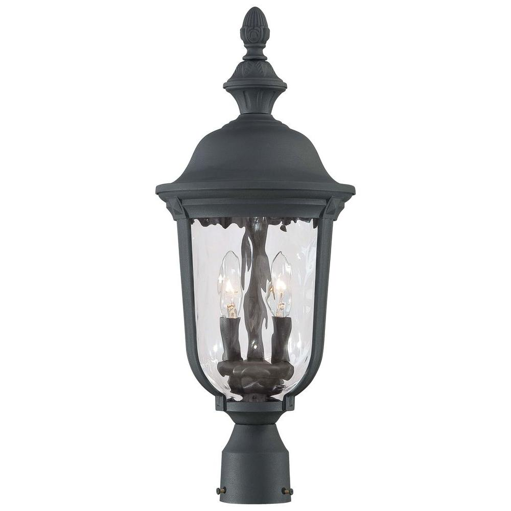 Minka outdoor lighting fixtures black lighting ideas the great outdoors by minka lavery ardmore 2 light black outdoor workwithnaturefo