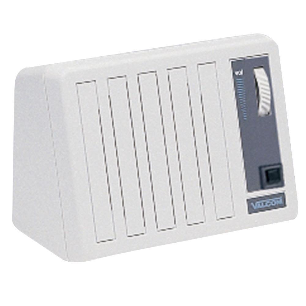 1-Way Desktop Speaker - Grey