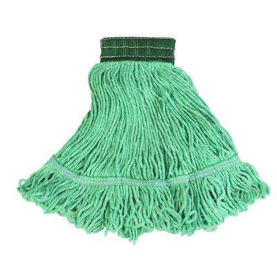 4-Ply Looped End Cotton Blend Medium Wet Mop (Case of 12)