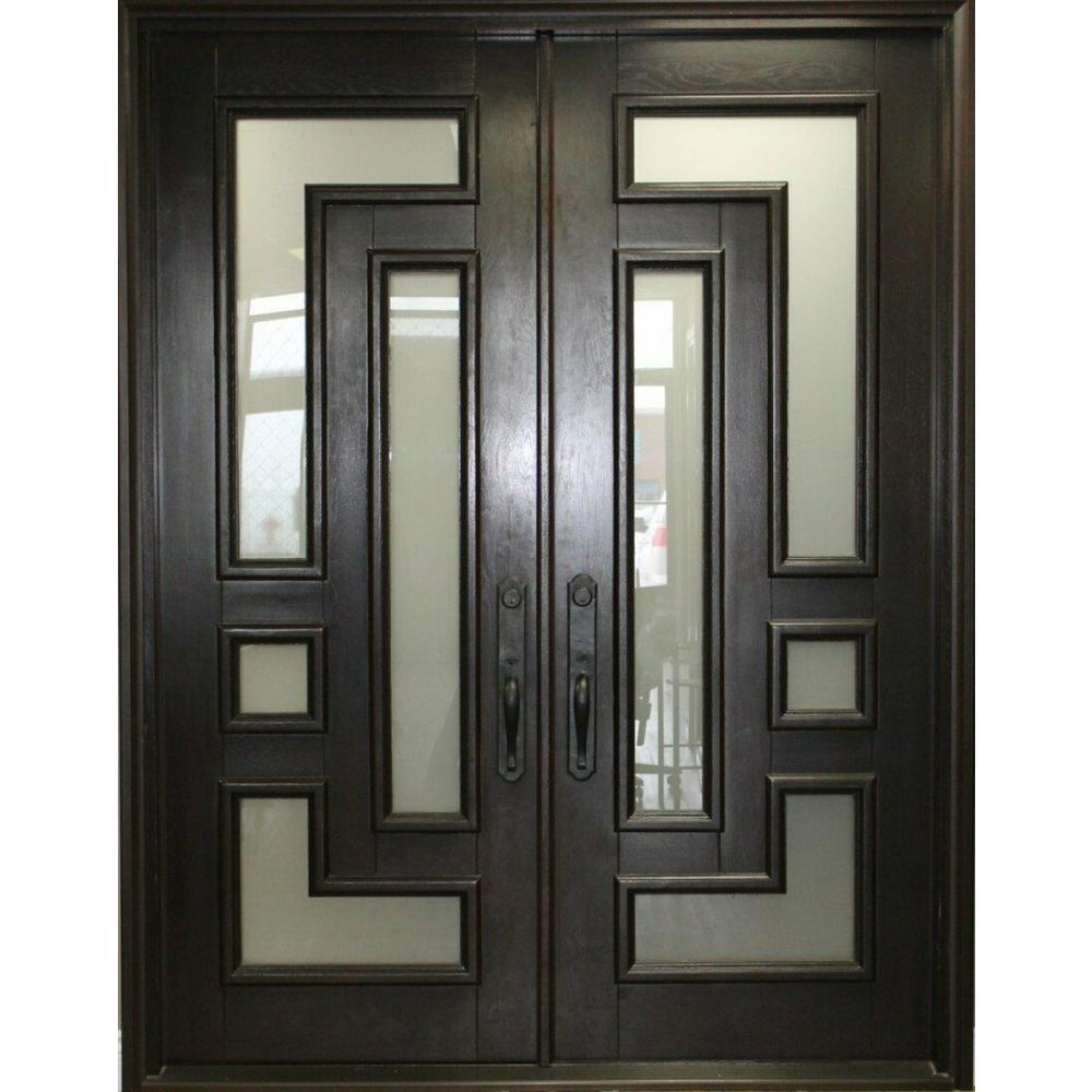 Impact Resistant Glass Front Doors Exterior Doors The Home Depot