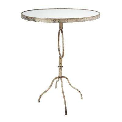 Modern Gold Round Table
