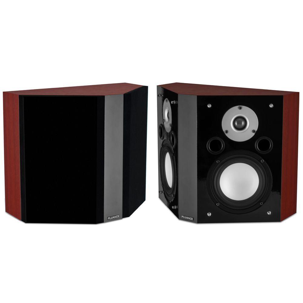 Fluance XLBP Wide Dispersion Bipolar Surround Sound Speaker