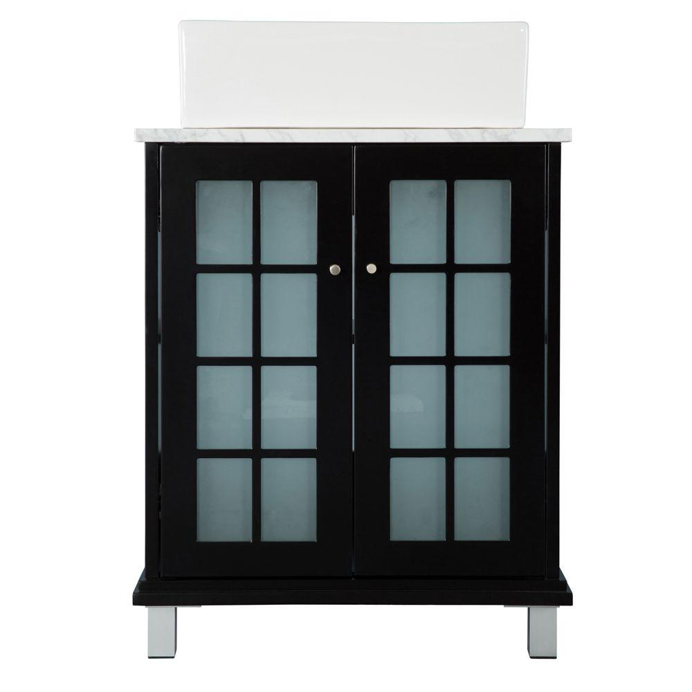 Home Decorators Collection Zen 23 3 4 In W Bath Vanity In