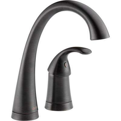 Pilar Single-Handle Bar Faucet in Venetian Bronze