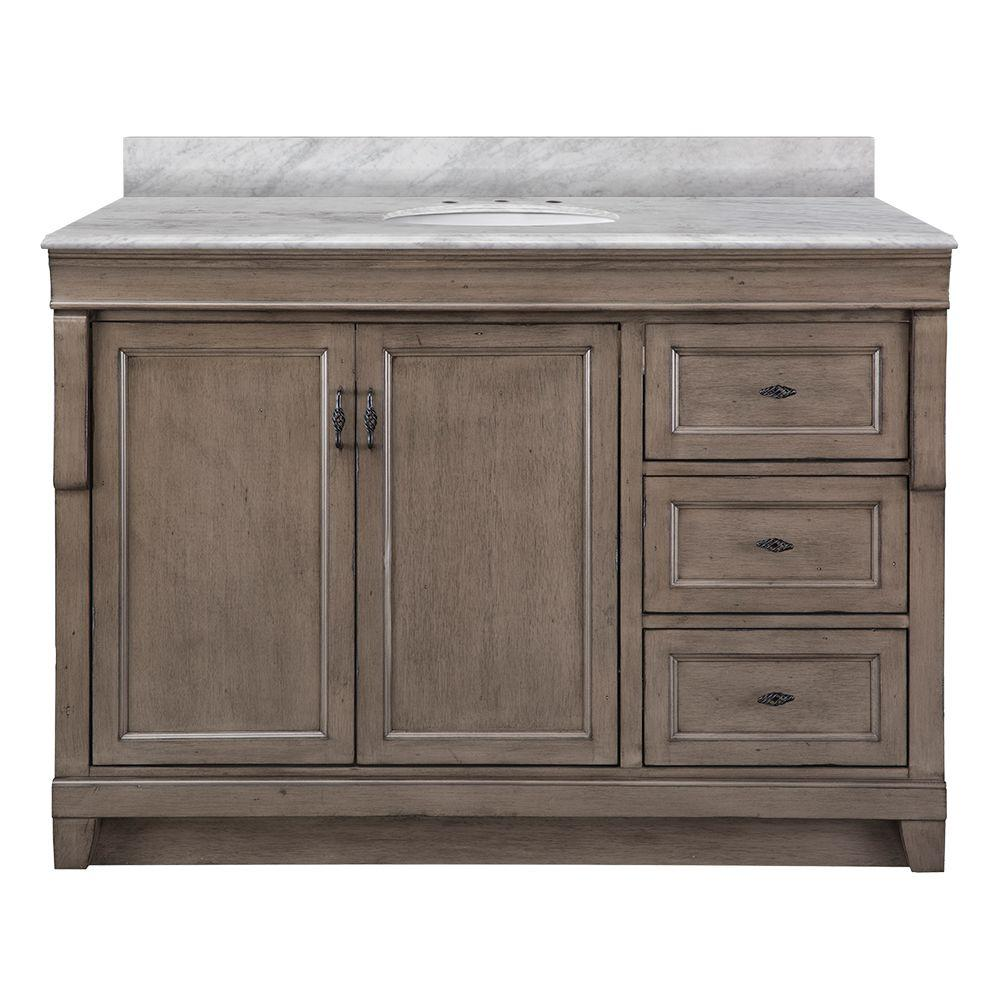 Home Decorators Collection Naples 49 In. W X 22 In. D Bath