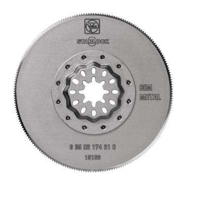 3-3/8 in. High-Speed Steel Saw Blade Starlock