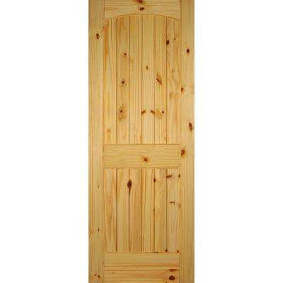 28 inch prehung door lowes. 2-panel arch top v-grooved solid core knotty pine single prehung interior door 28 inch lowes d